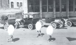 Eggs Dancing In The Street