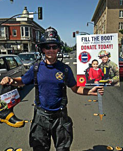 Fill The Boot For MDA-2
