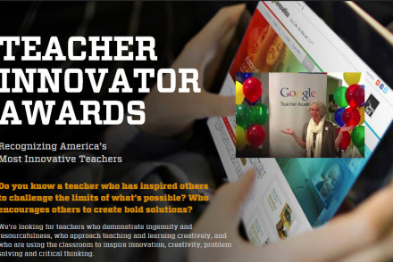 Teacher Innovation Awards