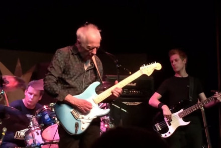 Robin Trower At Petaluma Mystic Theater