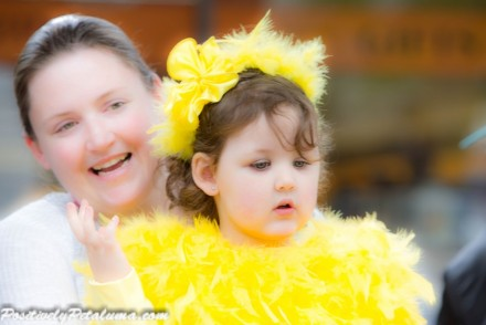 2015 Butter & Egg Days Parade Cutest Little Chick