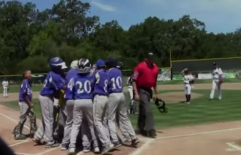 VIDEO HIGHLIGHTS: Petaluma Valley Wins Big at District 35 Championship