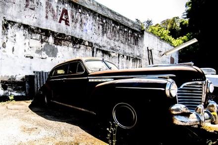 Buick Eight In Petaluma California