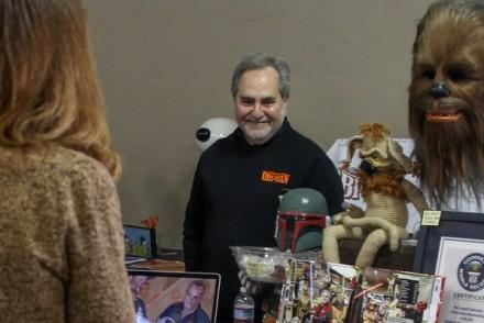 Petaluma Ca Lumicon Steve Sansweet Rancho Obi-Wan Star Wars
