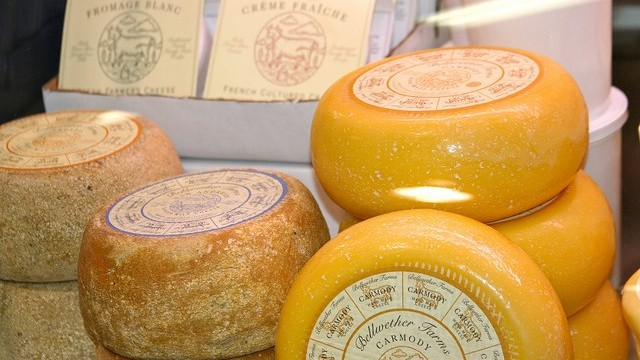 Sonoma County, California Artisan Cheese Festival March 18-20 preview