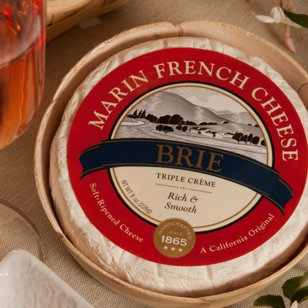 Triple Crème Brie with Truffles Wins Best of Class at World Championship Cheese Contest