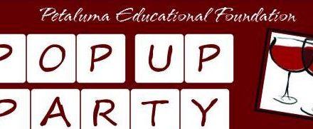 PEF Pop-up Party
